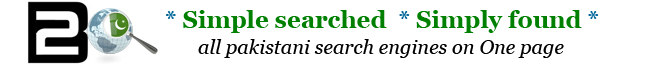 Startpage HomePage Pakistan 2befind WebSearch All English Pakistani Search Engines on 1 page